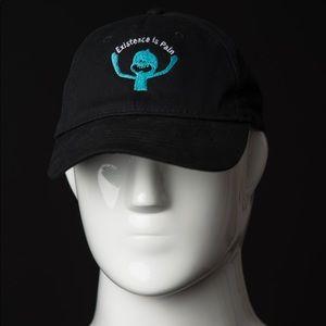 Meeseeks dad hat